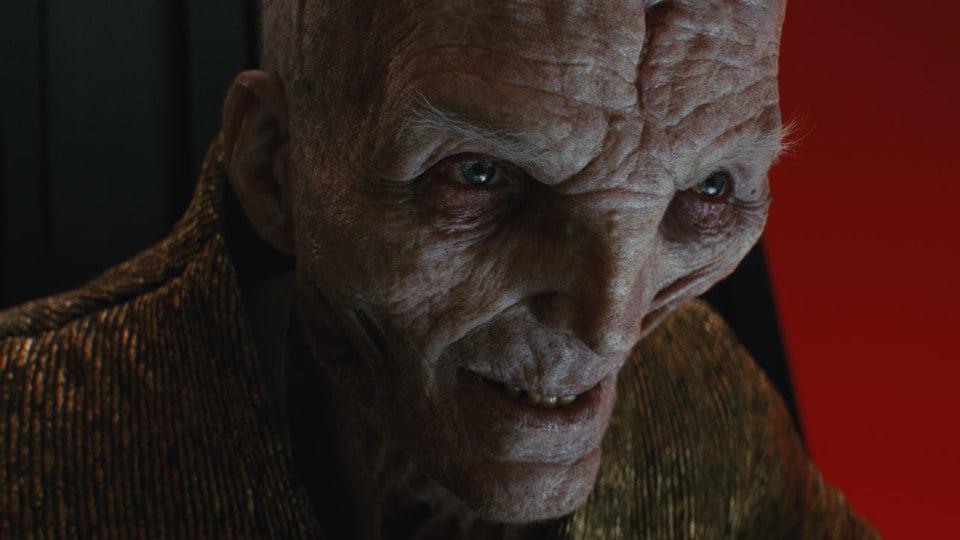 Snoke, Andy Serkis conosce le origini del personaggio thumbnail