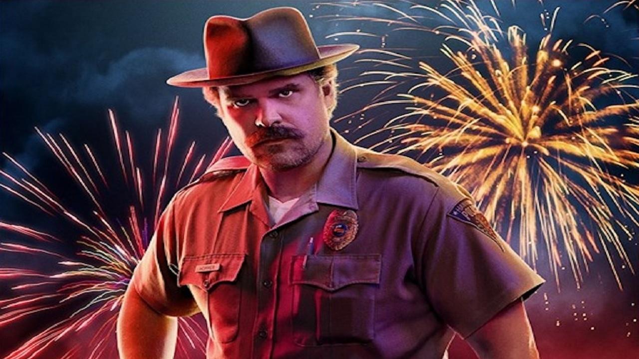 Stranger Things 4: Hopper tornerà? L'attore non lo sa thumbnail