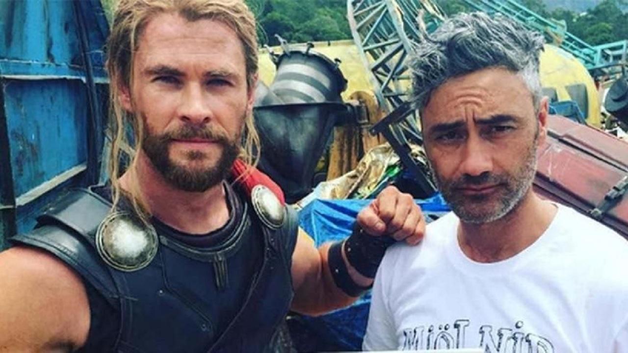 Taika Waititi svela quando inizieranno le riprese di Thor: Love and Thunder thumbnail