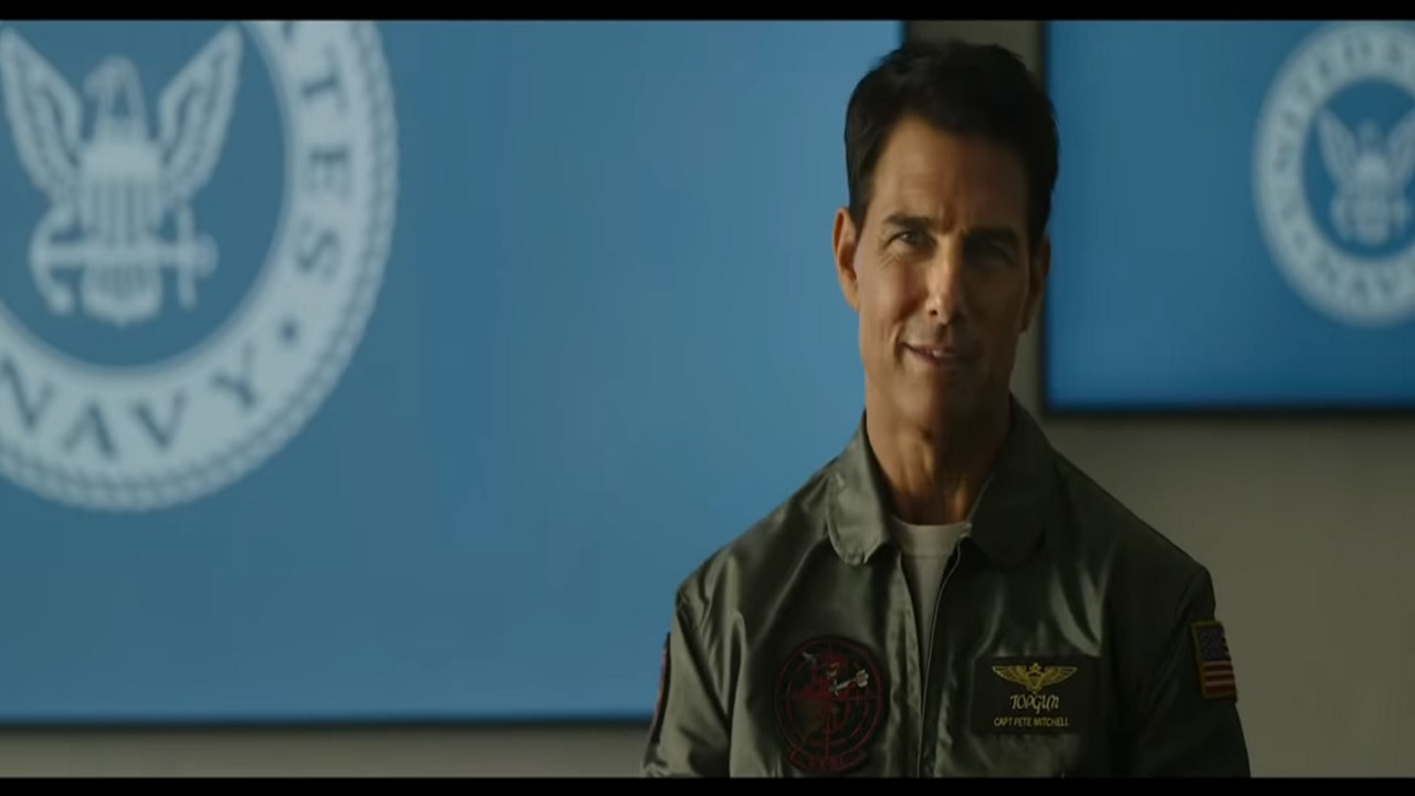 Top Gun: Maverick, nuove immagini dal film thumbnail