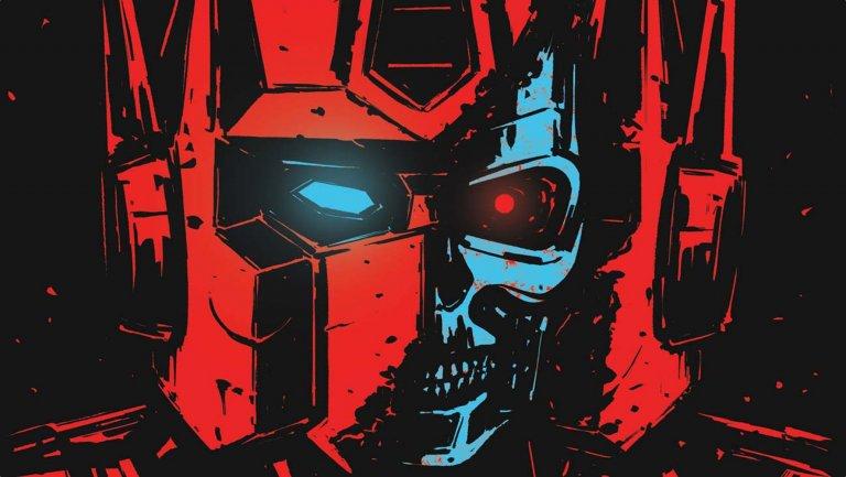 Transformers Vs The Terminator: il fumetto crossover thumbnail