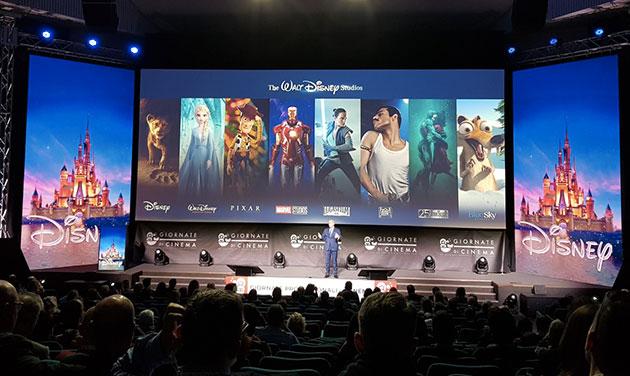 Walt Disney Company ha presentato tutte le novità del 2020 thumbnail