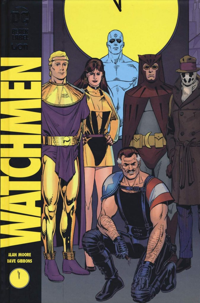 watchmen Quali fumetti regalare
