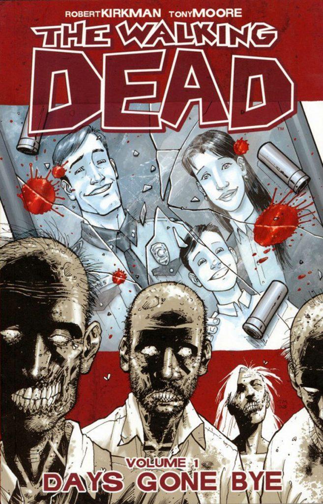 100 fumetti bestseller The walking dead