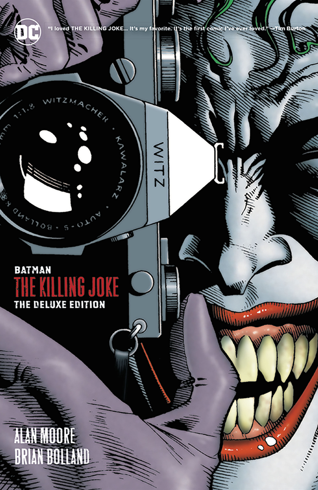 100 fumetti bestseller joker