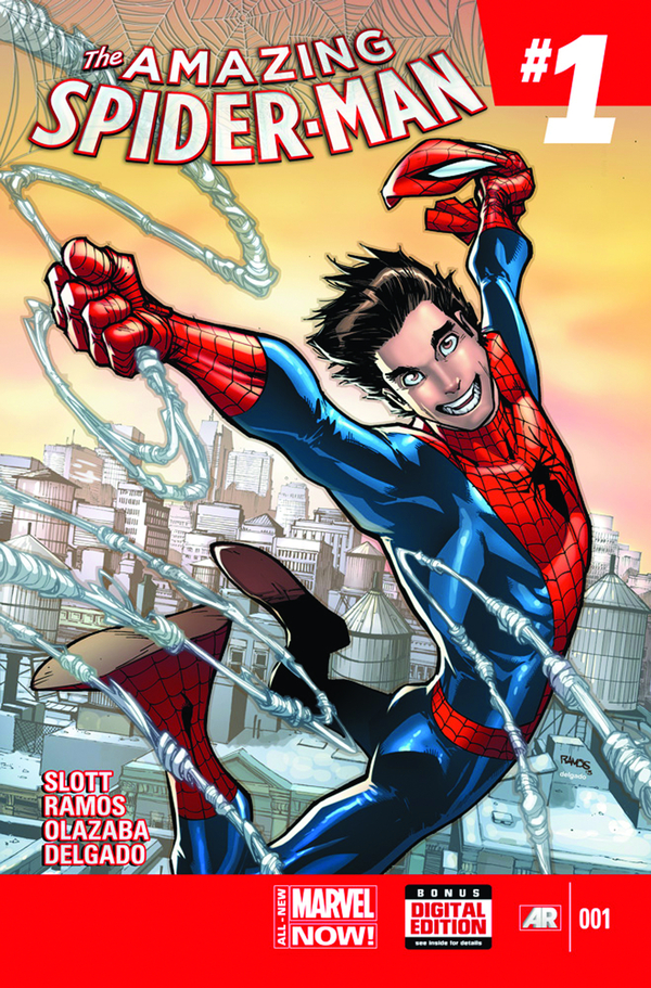 100 fumetti bestseller spiderman
