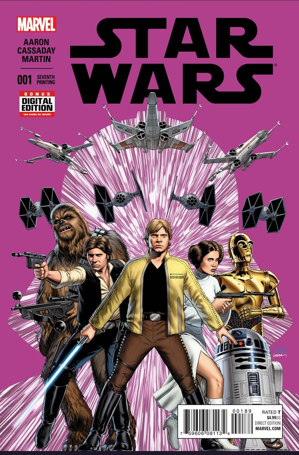 100 fumetti bestseller star wars