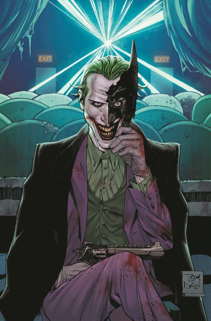 Batman Joker War cover