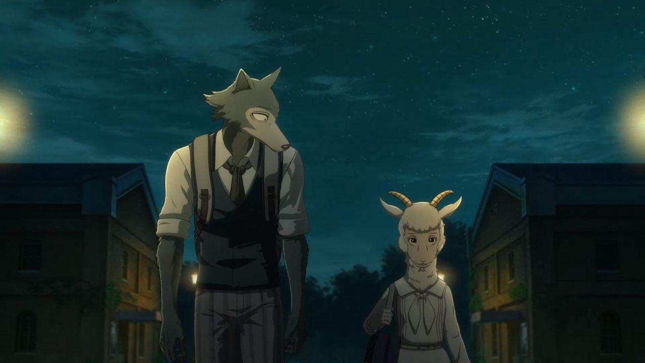 Beastars: a marzo l'anime arriva su Netflix thumbnail