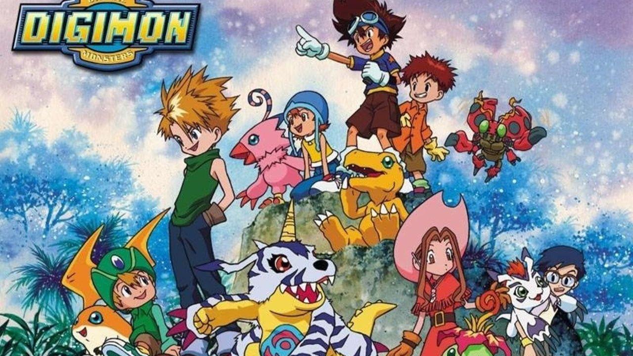 Primo teaser trailer per il nuovo anime dei Digimon thumbnail