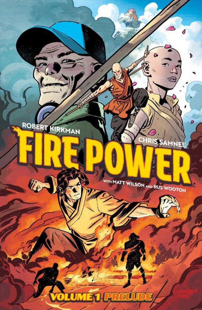Fire Pover prequel cover