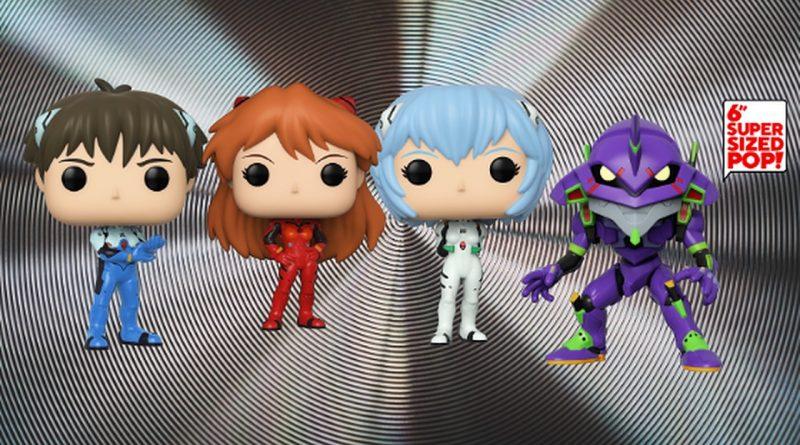 Funko POP Evangelion: in arrivo i personaggi dell'anime thumbnail