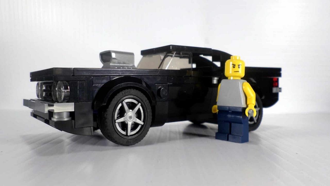 LEGO annuncia una partnership con il franchise di Fast & Furious thumbnail