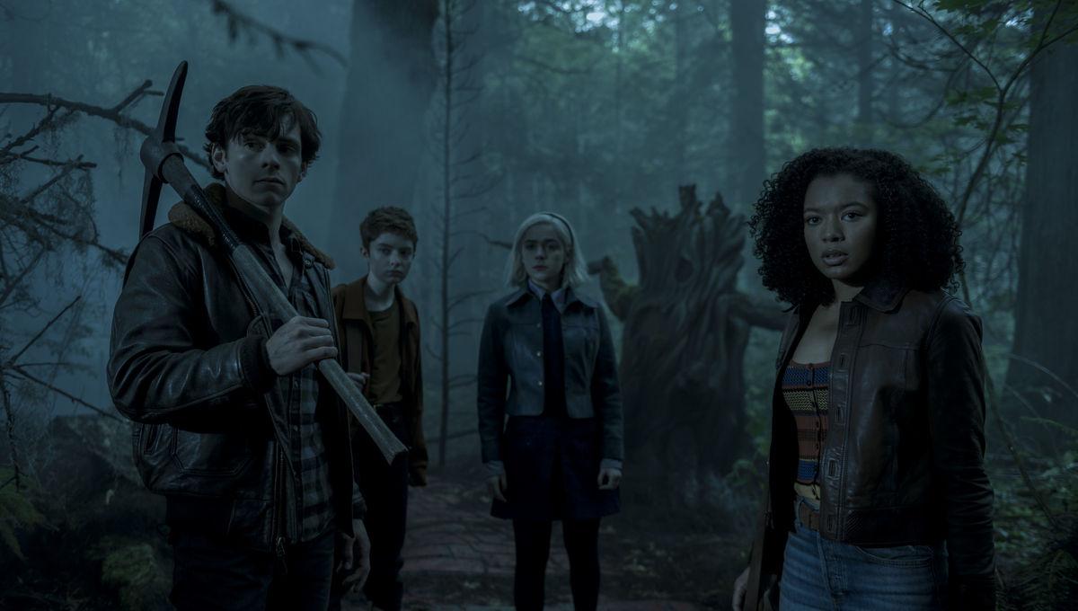 Le Terrificanti Avventure di Sabrina: dove eravamo rimasti? thumbnail