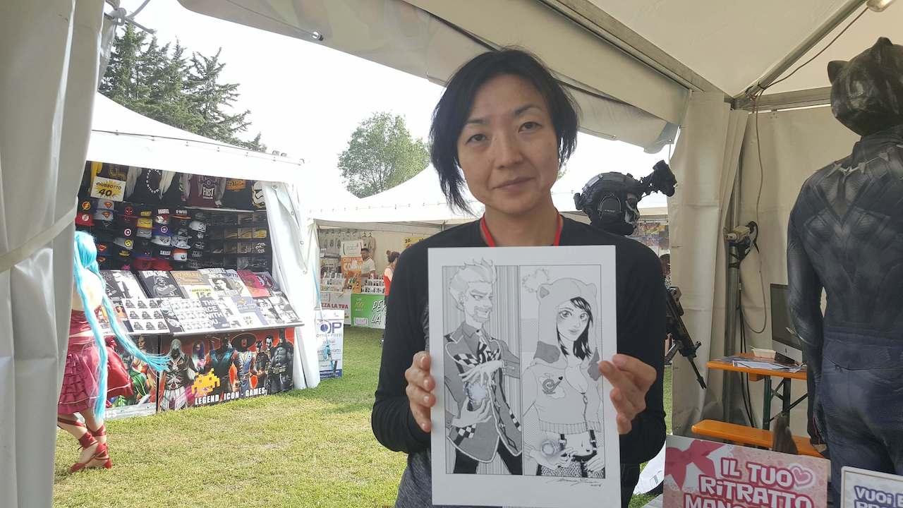 Marica Inoue: una mostra a Novegro celebra l'artista thumbnail