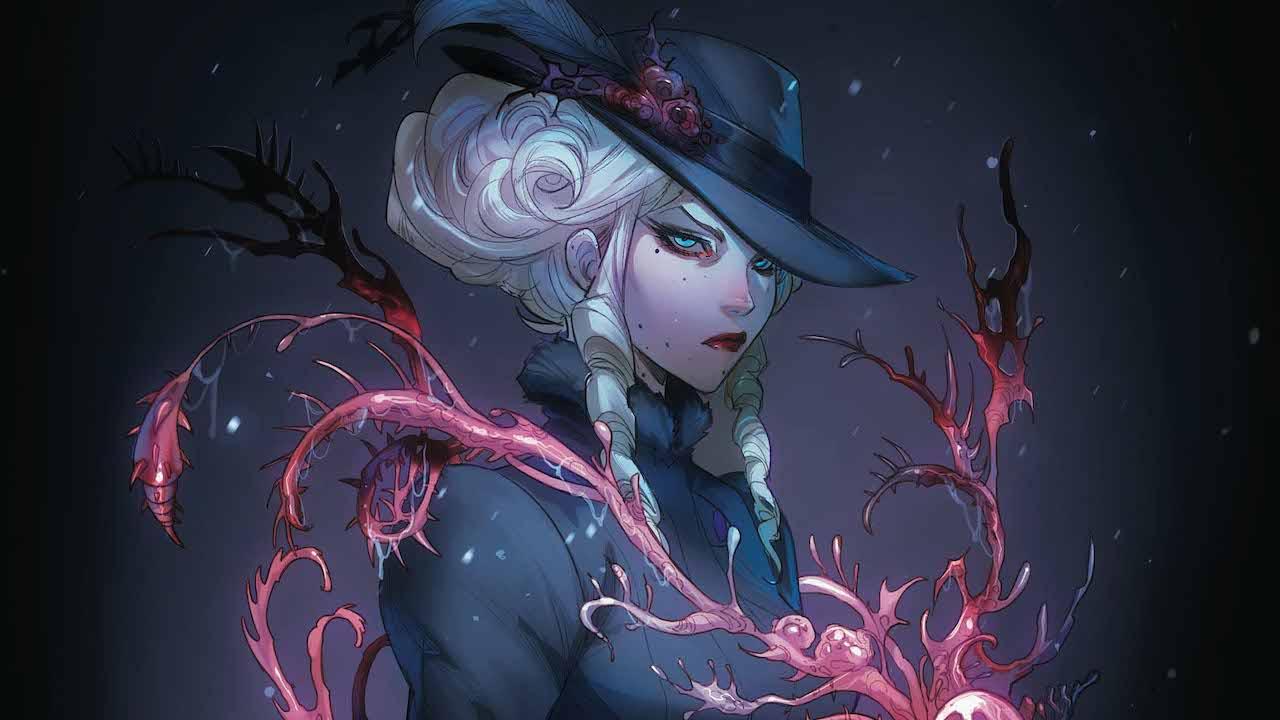 Mercy: tutte le variant cover di Image Comics thumbnail