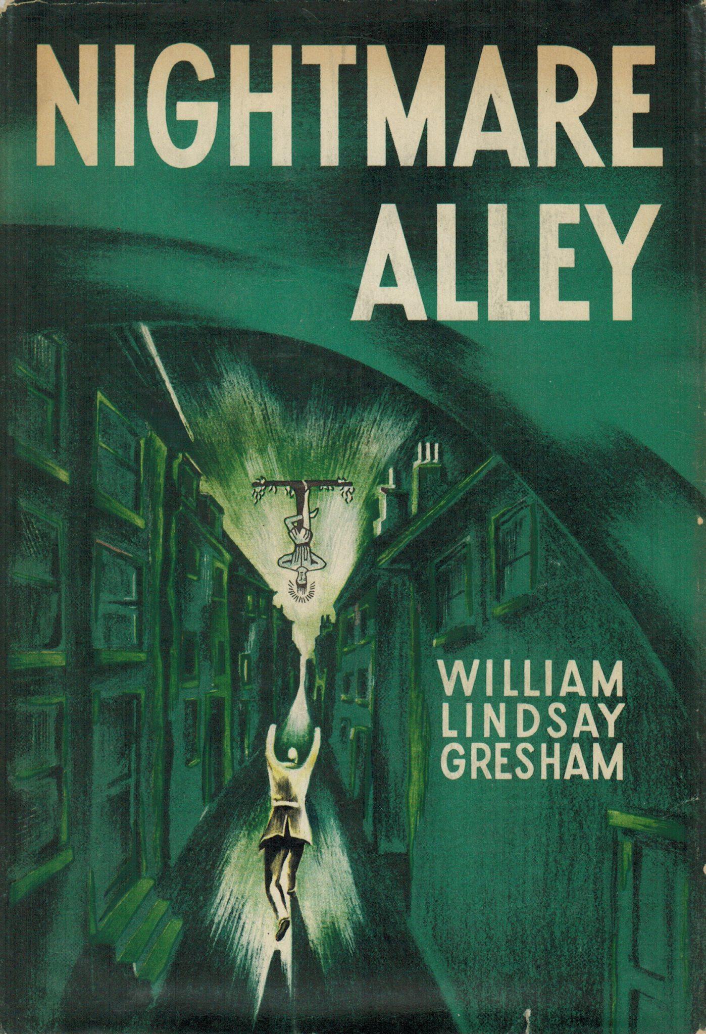 Nightmare Alley Del Toro