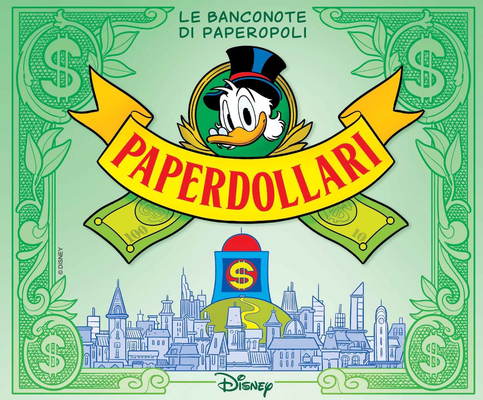 Topolino: prosegue la collezione dei Paperdollari! thumbnail