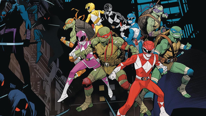 Power Rangers/Teenage Mutant Ninja Turtles