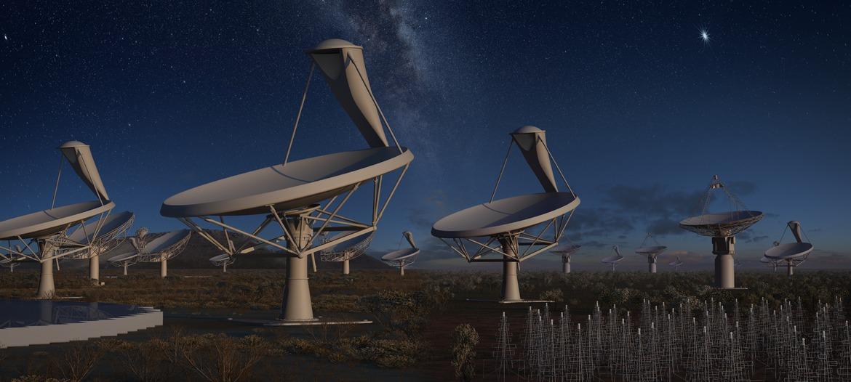 Square Kilometer Array: ecco quanti dati genererà il super radiotelescopio thumbnail
