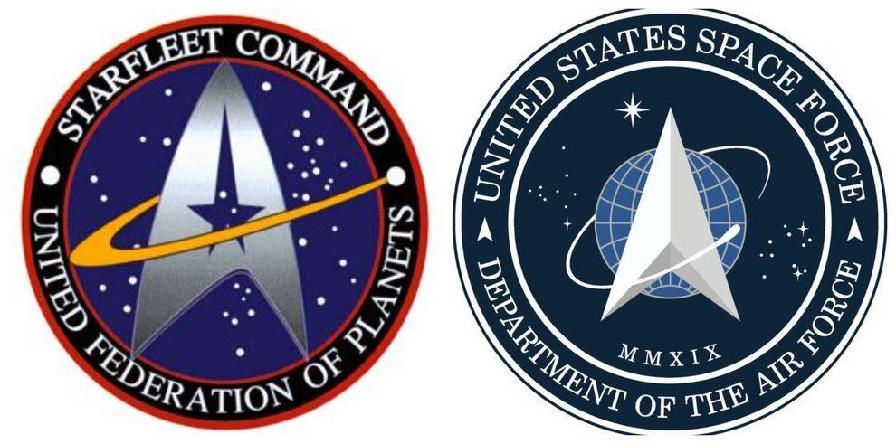 La Space Force USA rilascia un commento sul nuovo logo thumbnail