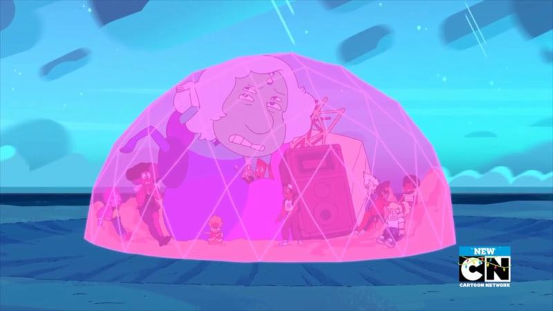 Steven Universe Future episodio 9