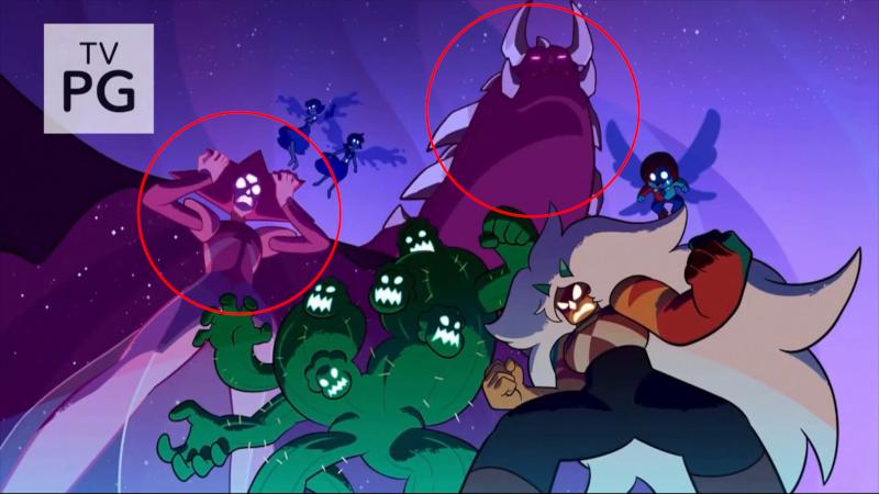 Steven Universe Future nemici