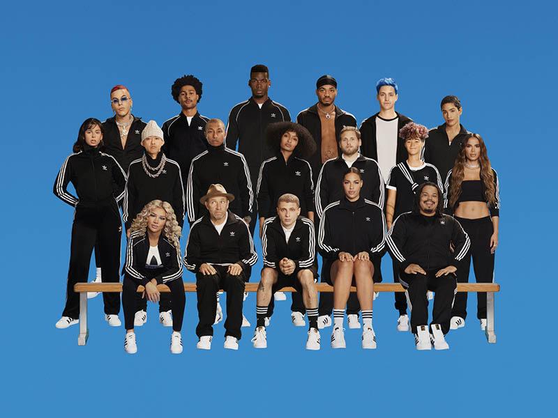 Adidas lancia la campagna Change Is a Team Sport thumbnail