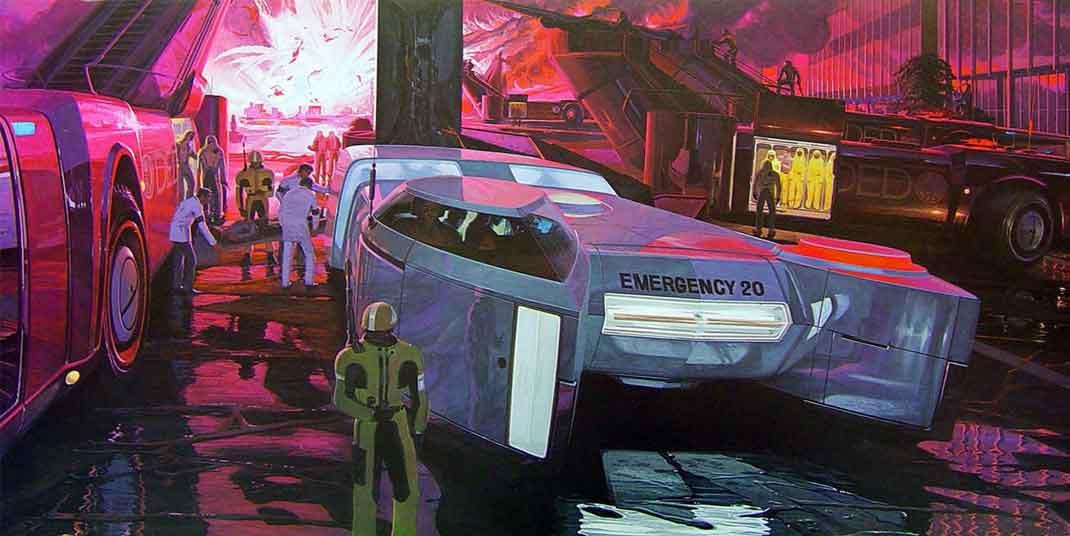 Syd Mead è morto. Se ne va il visual artist di Blade Runner thumbnail