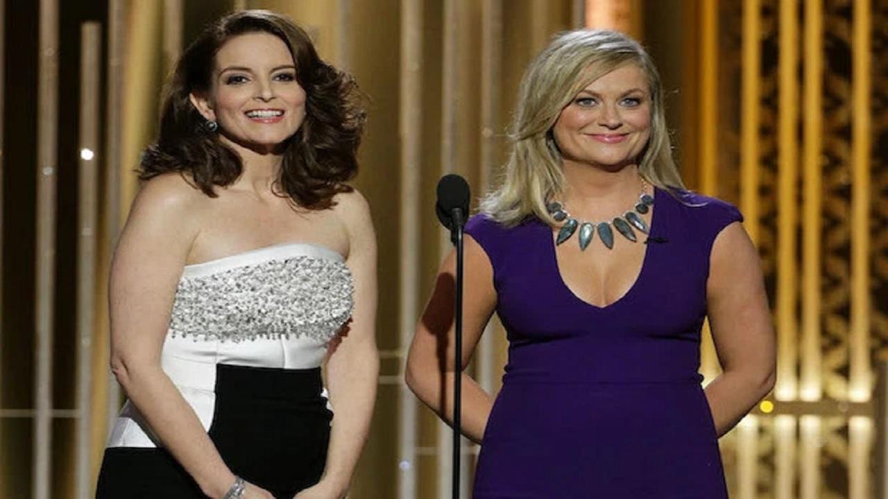 Golden Globe: Amy Poehler e Tina Fey condurranno da entrambe le coste USA thumbnail