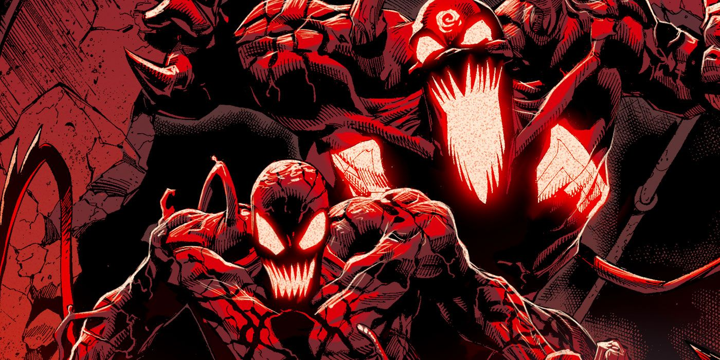 Absolute Carnage, la nuova miniserie evento Marvel thumbnail