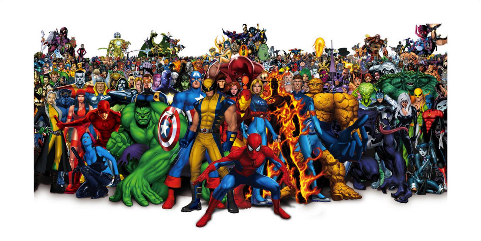 I 10 migliori Supereroi senza Superpoteri thumbnail