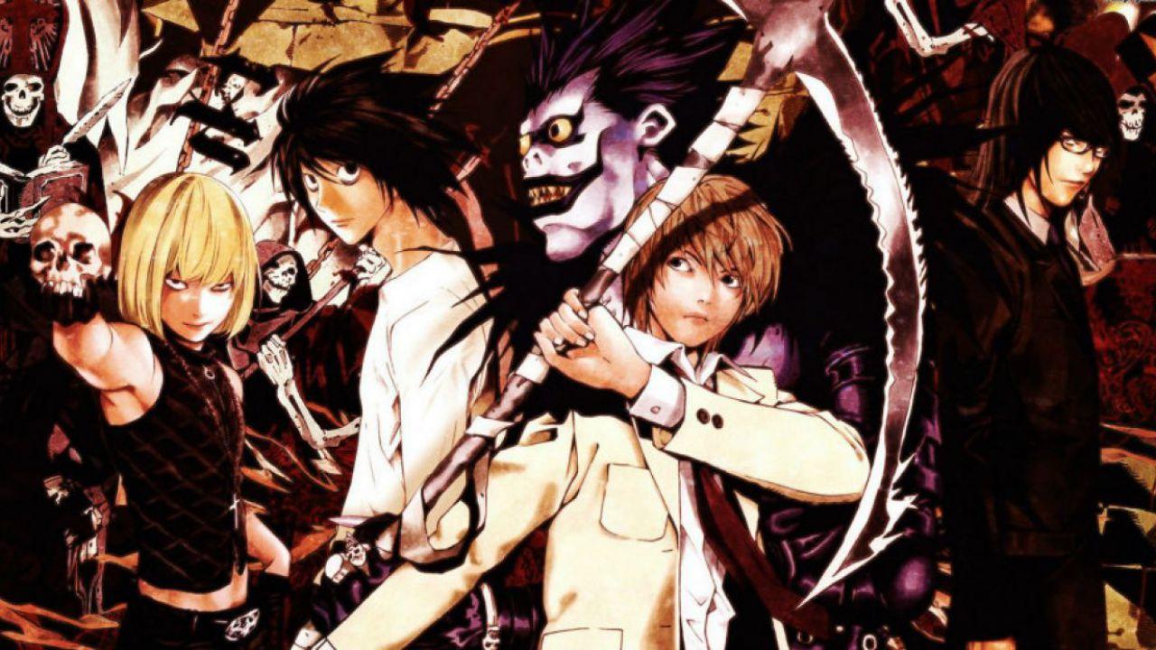 Death Note: in arrivo un nuovo capitolo del manga thumbnail