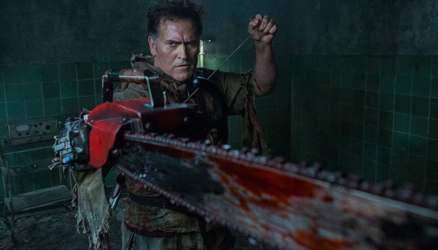 Bruce Campbell ha un'idea per il nuovo Ash Williams thumbnail