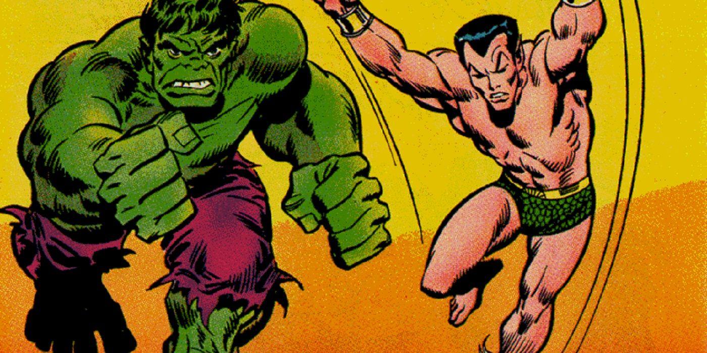 RUMOR: I diritti di Namor e Hulk sono tornati ai Marvel Studios? thumbnail