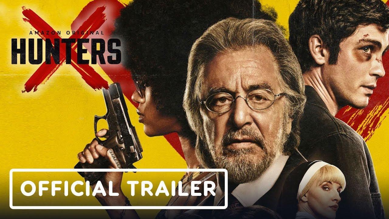 Hunters: il nuovo trailer della serie TV con Al Pacino thumbnail