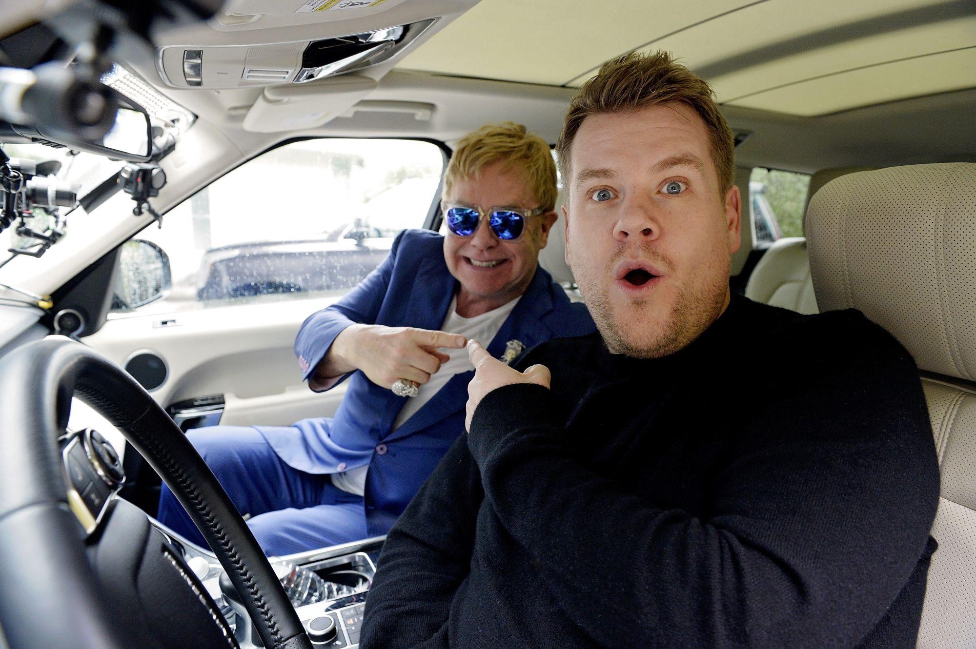 Come? James Corden non guida davvero nel Carpool Karaoke? thumbnail