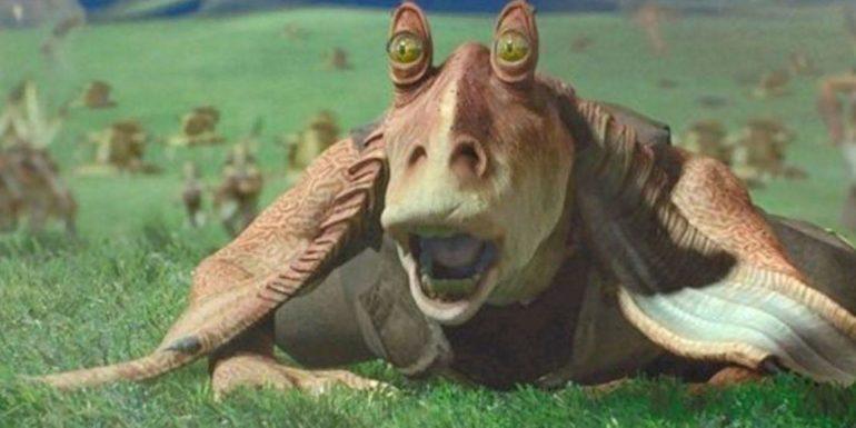 RUMOR: Nella serie su Obi-Wan Kenobi ci sarà Jar Jar Binks (e avrà la barba!) thumbnail