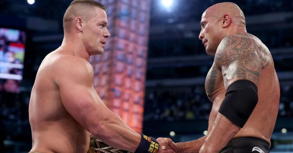 John Cena parla di Dwayne Johnson e della sua influenza sui wrestler al cinema thumbnail