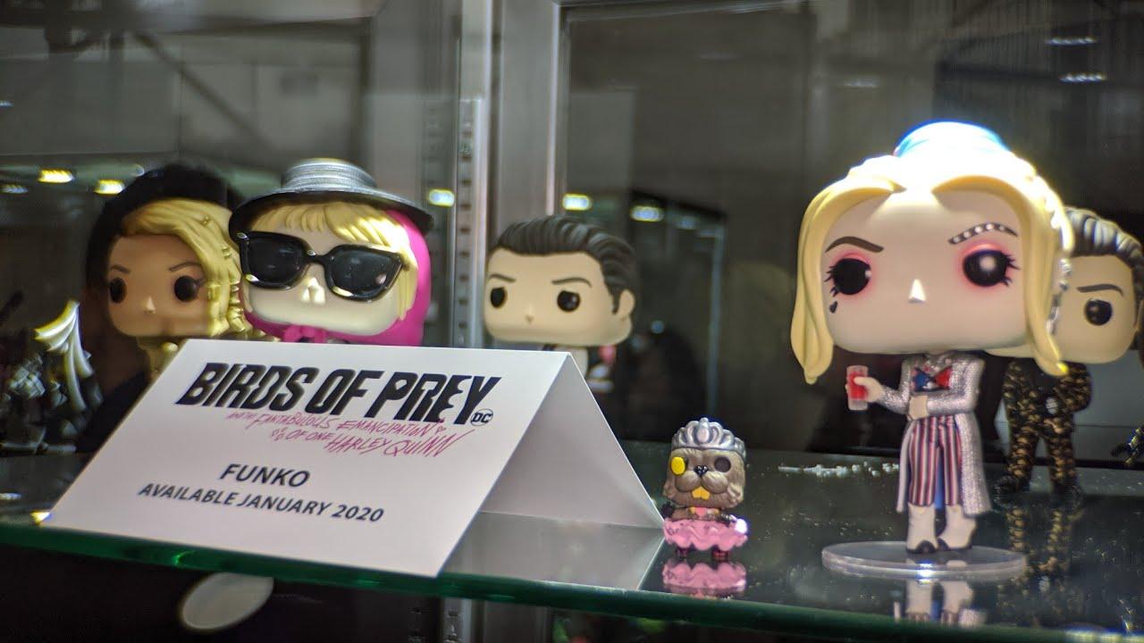 I Funko POP! del nuovo film Birds of Prey saranno a breve disponibili thumbnail