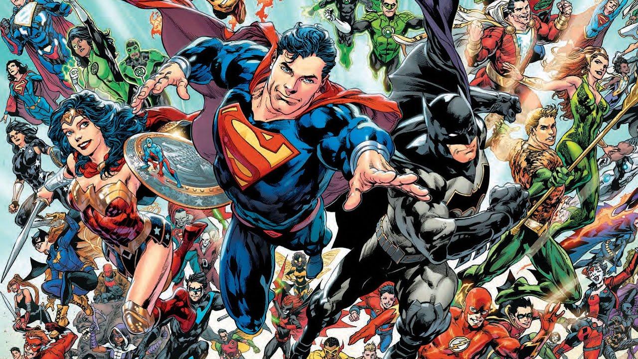 DC Comics e Panini: Un accordo per la pubblicazione di fumetti in Italia thumbnail