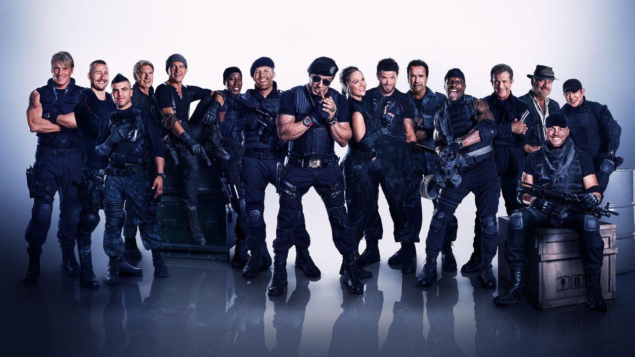 I Mercenari: Jason Statham protagonista di uno spin-off... Natalizio? thumbnail