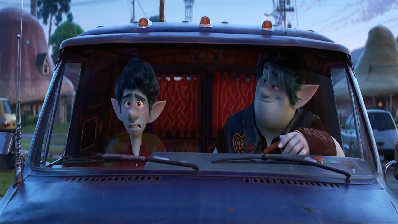 Arrivano i Funko POP di Onward della Pixar thumbnail