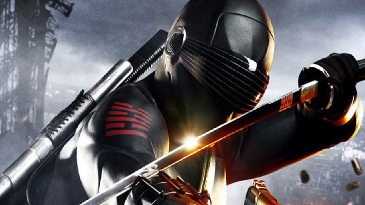 Il film su Snake Eyes di G.I. Joe ha un logo ufficiale! thumbnail