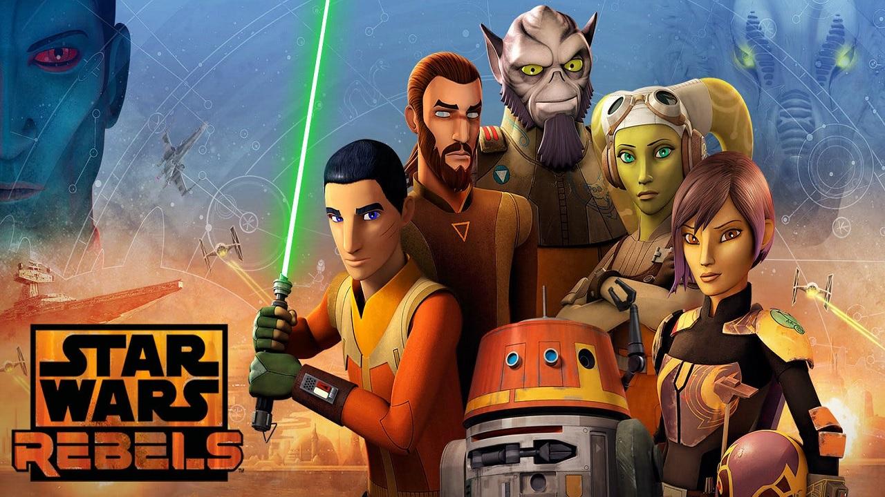 Star Wars Rebels: un sequel in arrivo? thumbnail