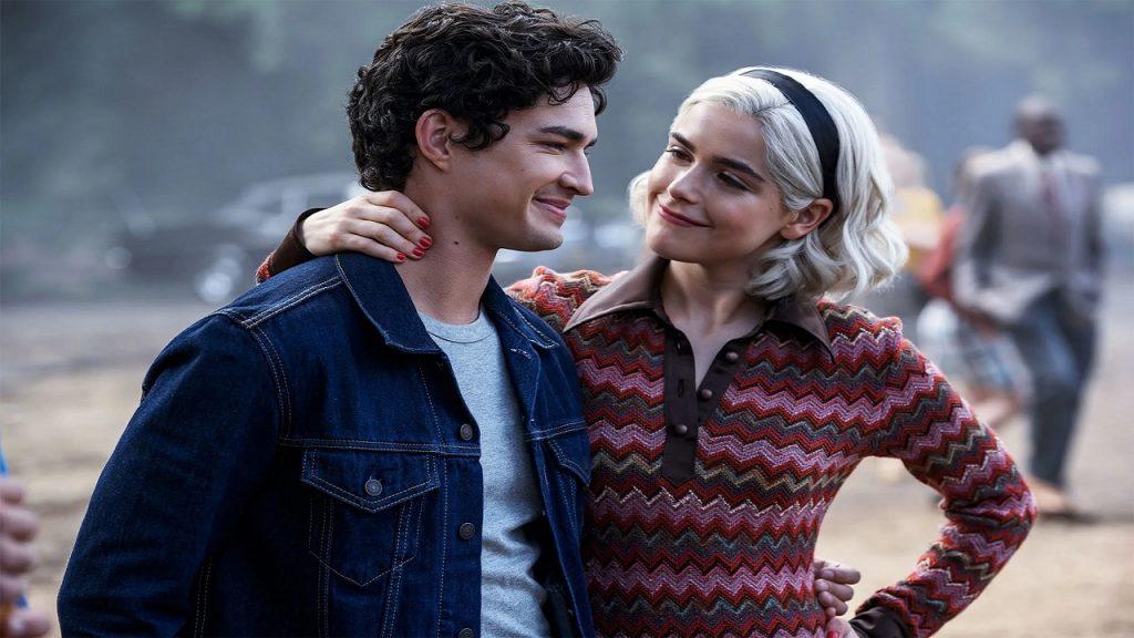 Sabrina e Nicholas