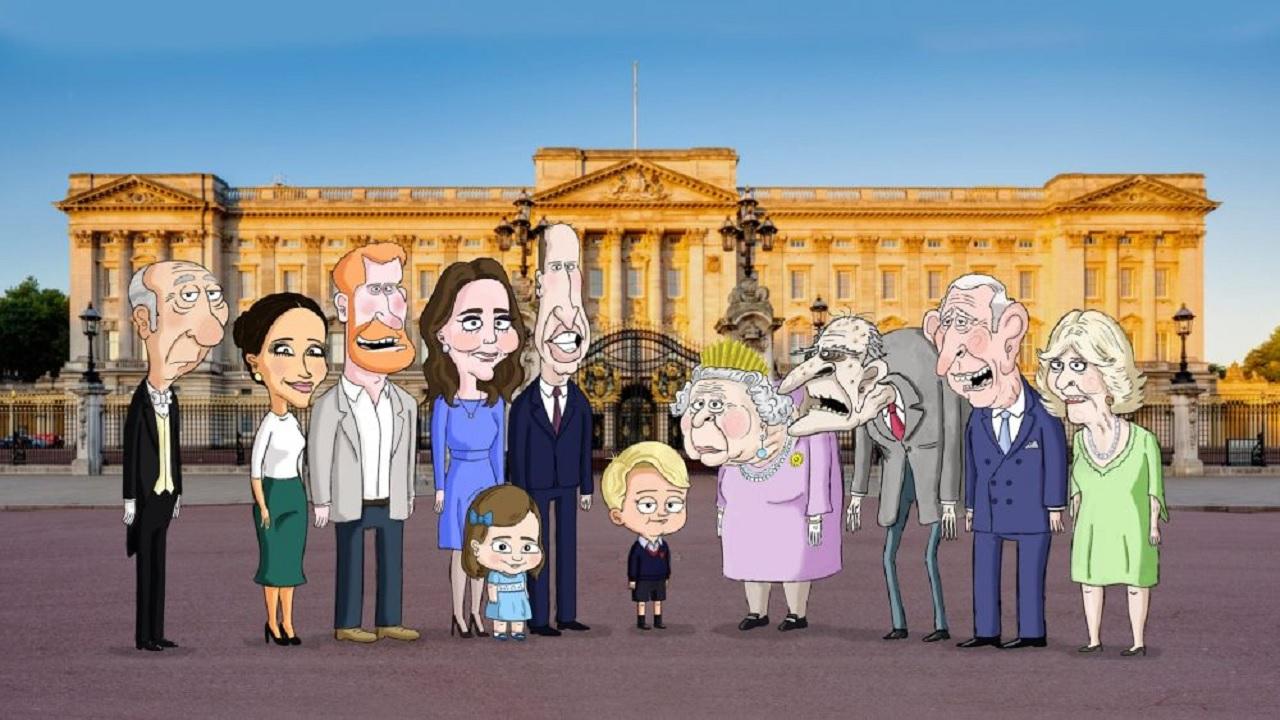 The Prince: HBO Max annuncia una serie sulla Famiglia Reale inglese thumbnail