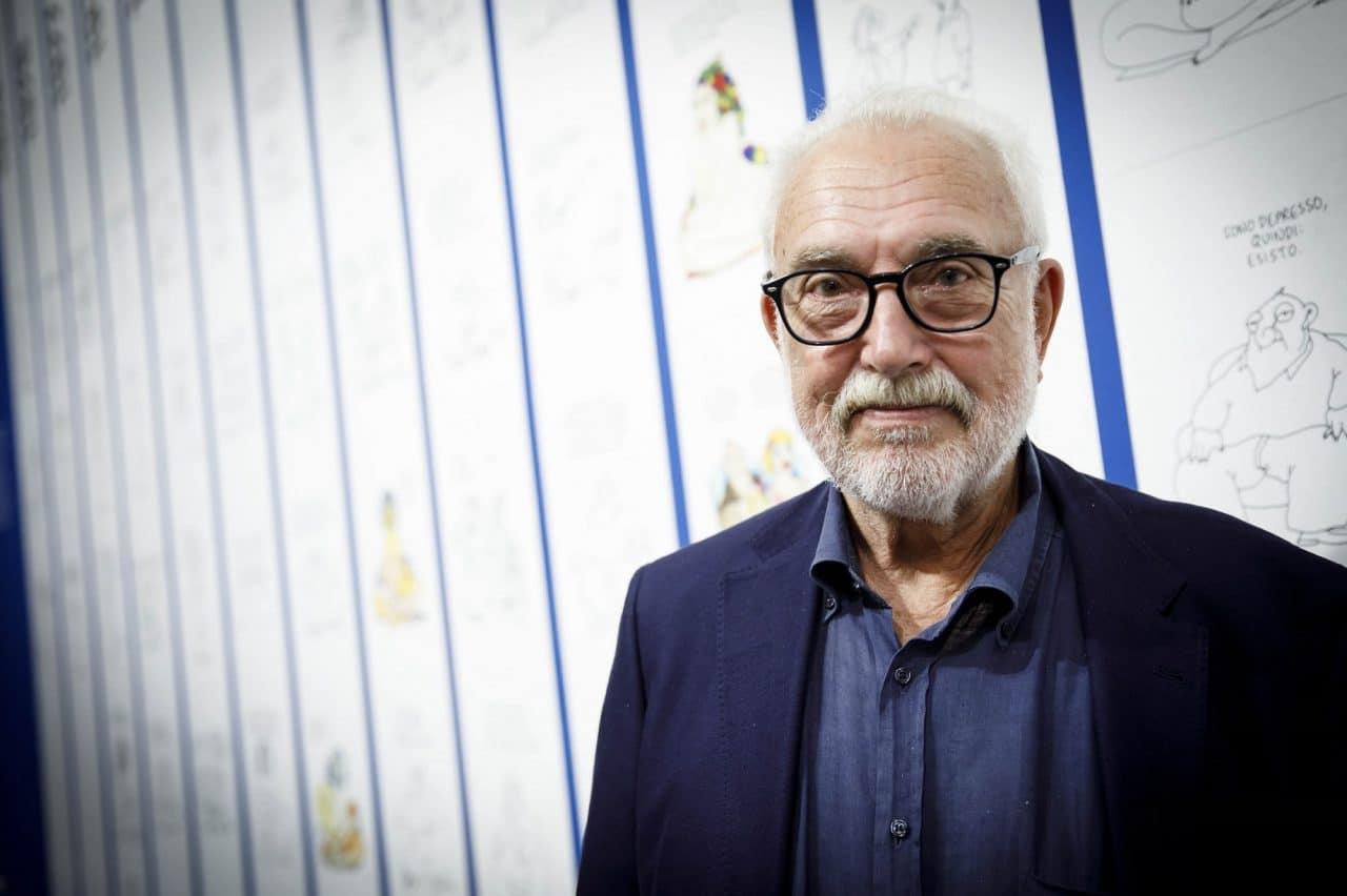 Altan al MAXXI: un incontro con Sergio Staino per discutere sul fumetto thumbnail