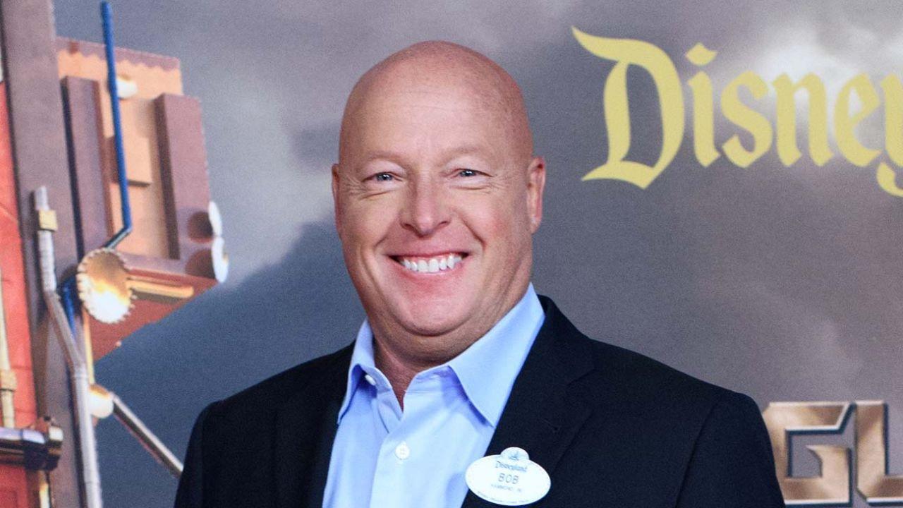 Bob Chapek, le sue prime parole da CEO Disney thumbnail