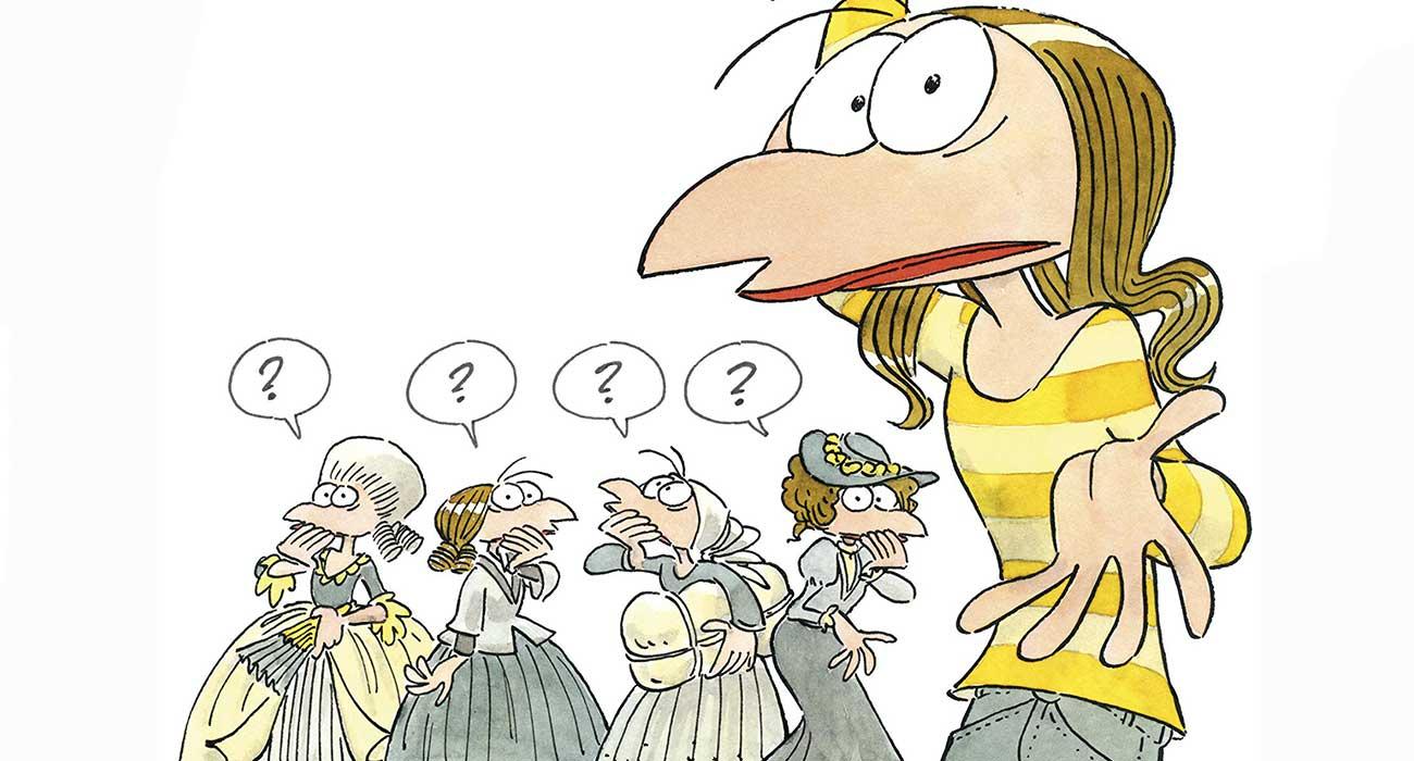 Lucca Collezionando: la disegnatrice Disney Silvia Ziche tra gli ospiti thumbnail